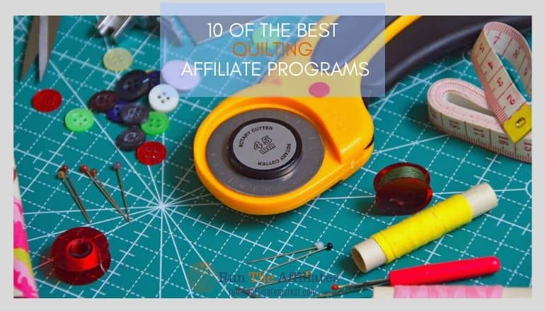 quilting affiliate programs featured image