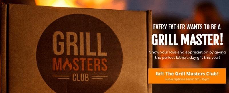 grill masters club screenshot
