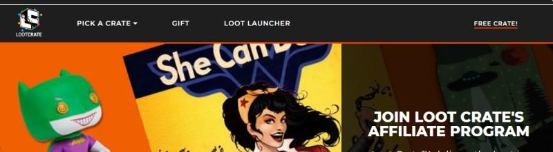 loot crate screenshot