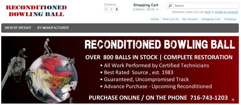 recondition bowling screenshot