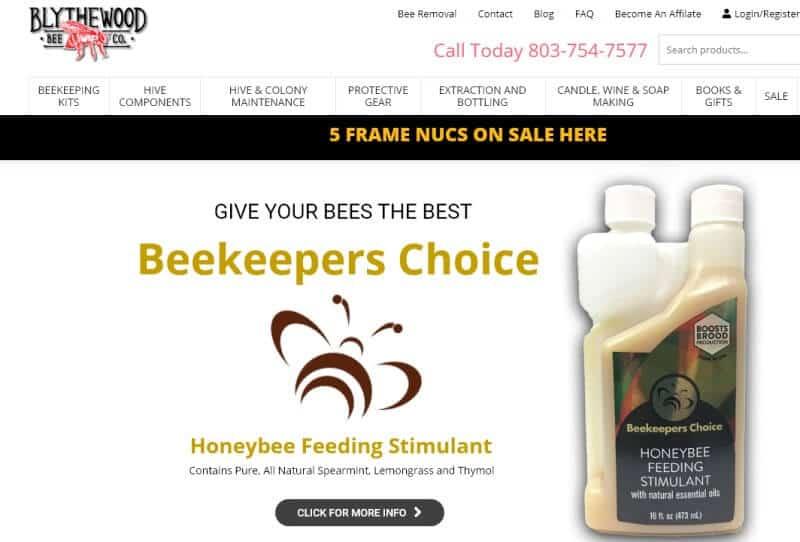 The Blythewood Bee Co. screenshot