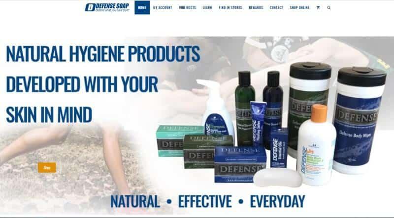 defense soap screenshot