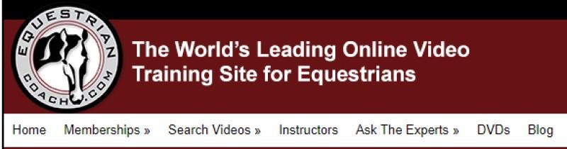 equestrian coach screenshot