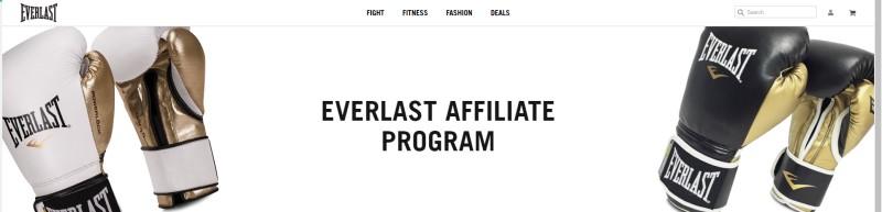 everlast affiliate program