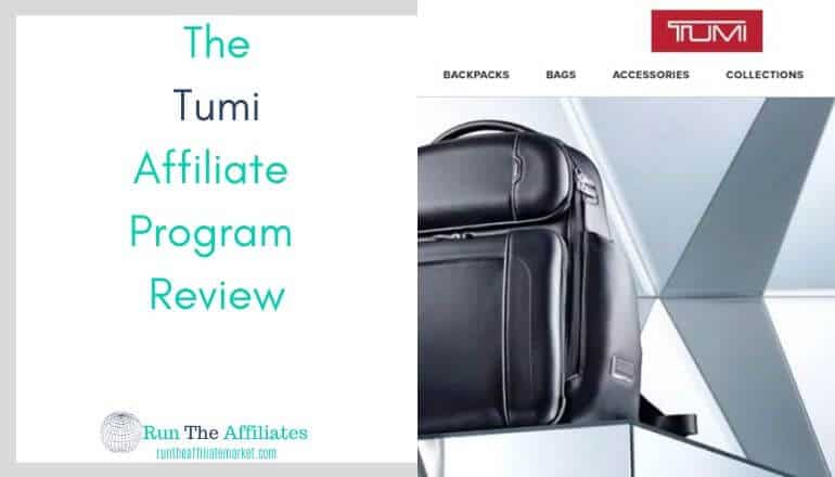 tumi affiliate program review featured image