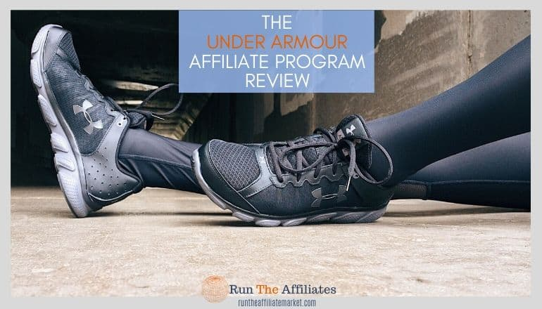 under armour affiliate program review featured image