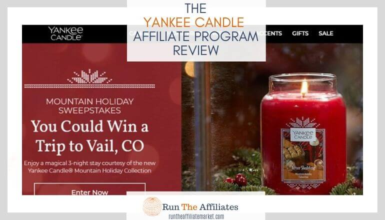 yankee candle affiliate program review featured image