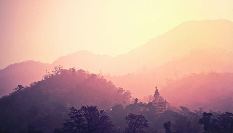 india at dawn