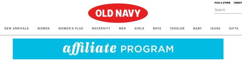 old navy screenshot