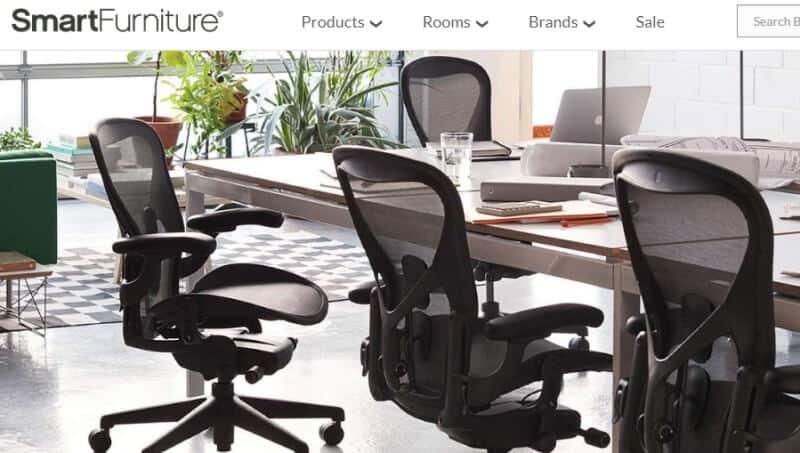 smartfurniture screenshot