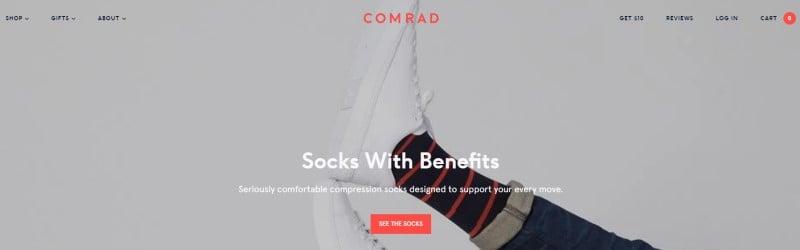 comrad screenshot