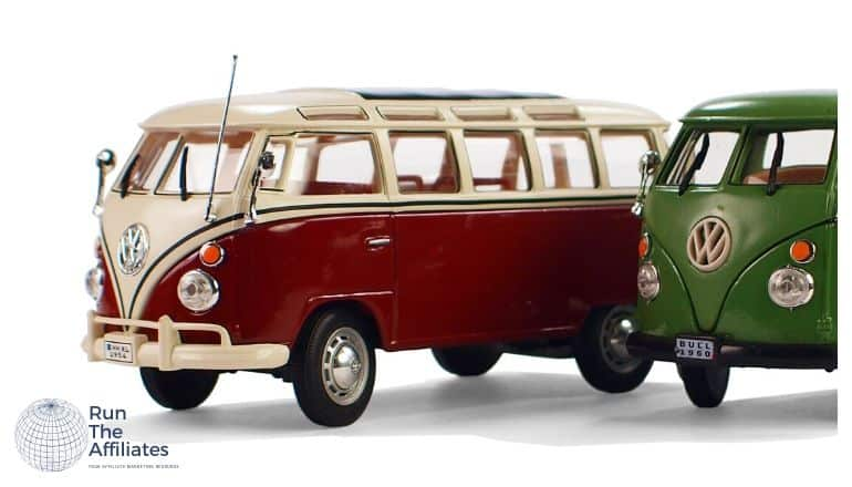 model VW vans for a collectable hobby