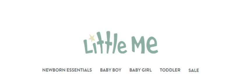 little me logo screenshot
