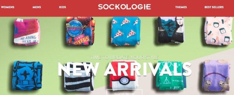 sockologie screenshot