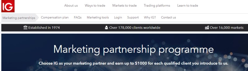 ig marketing screenshot
