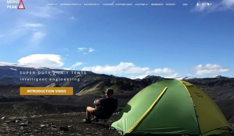 mons peak screenshot