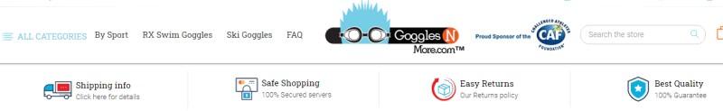 Goggles N More screenshot