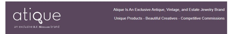 atique affiliate screenshot