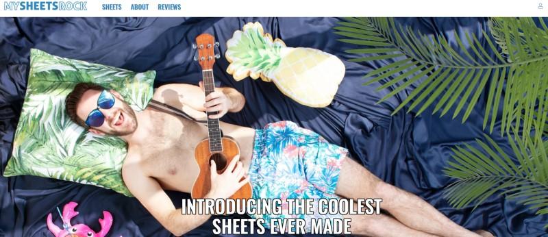 my sheets rock screenshot