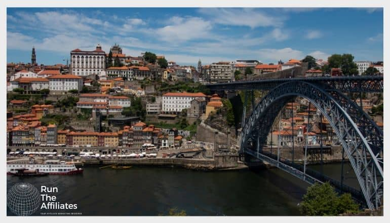 bridge in portugal