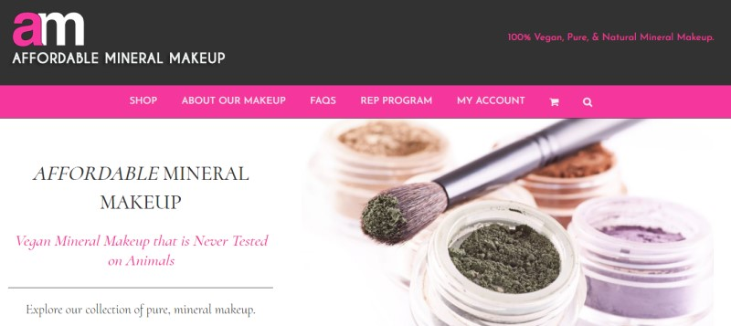 Best Mineral Make Up Affiliate Program