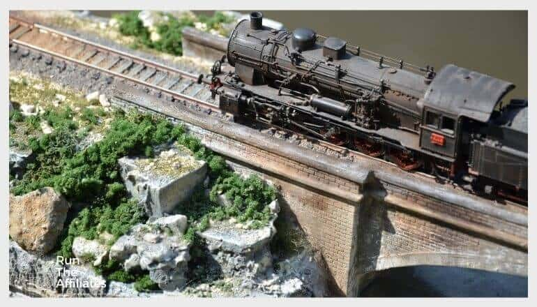 4 Of The Best Model Train Affiliate Program Ideas For Your Hobby Niche Site