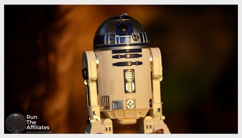 Star Wars R2D2 action figure