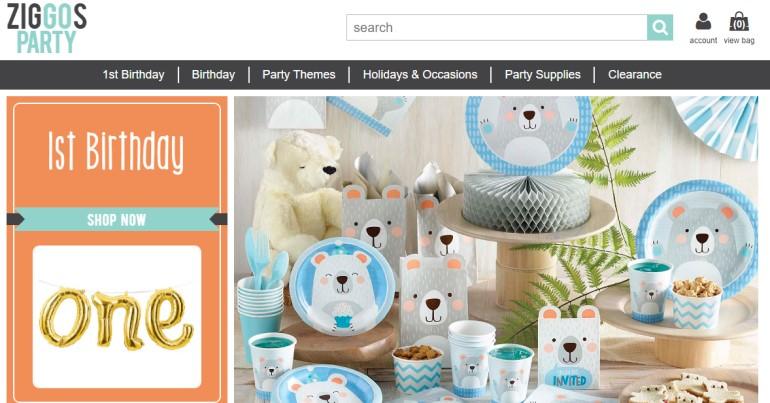 ziggos party screenshot